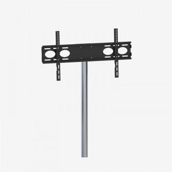 Jahnke Z-LCD MOVE TV-Halter für Media Select Möbel Chrom