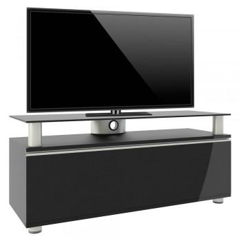 VCM LCD LED Premium TV Rack Clano Schwarzlack