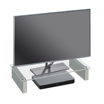 Maja 1606 TV-Glasaufsatz Breite 600mm Klarglas