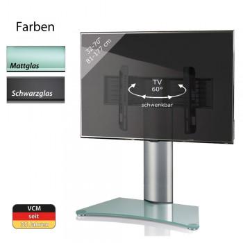 VCM Windoxa Maxi Tisch Standfuß für Monitore von 32-70 Zoll
