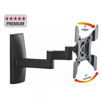 VCM 17931 TS3 TV Wandhalter für 15-37 Zoll LCD LED Monitore