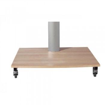 Bodenplatten für Rollwagen base shelves H Buche
