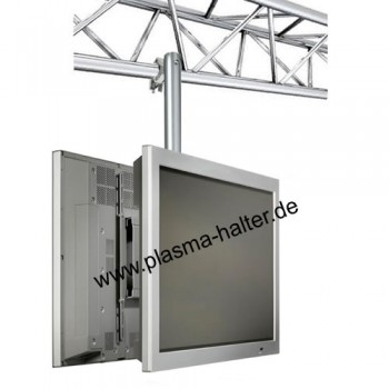 Traversenhalter für zwei große Monitore Vogels PFC9092SET-L