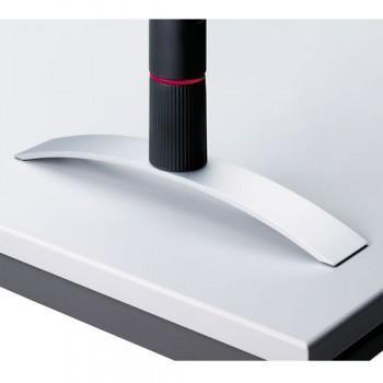 Standfüße für DUO BoardMaster, 2 Stück Silber / Anthrazit