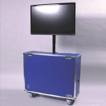 Lift Case mit 42 Zoll LCD Flatscreen 42LG3000