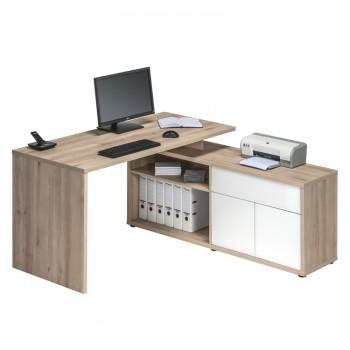 Computer- und Schreibtisch 4020 mit kratzfester Melaminharzbeschichtung