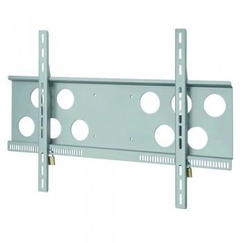 Wandhalter für Plasma LCD Monitore PLW 50 Silber