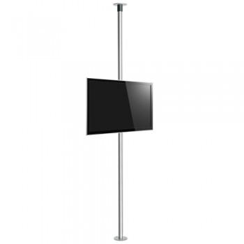Decken-Boden Säule Set TSS-NS2500 für Monitore bis 32 Zoll