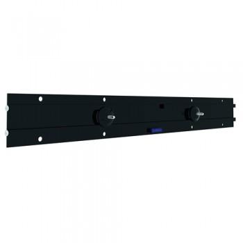Superflacher Wandhalter für Plasma LCD Monitore MB100Superslim Schwarz