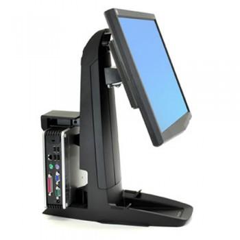 Ergotron Neo-Flex All-In-One-Standfuß für Monitore bis 24 Zoll