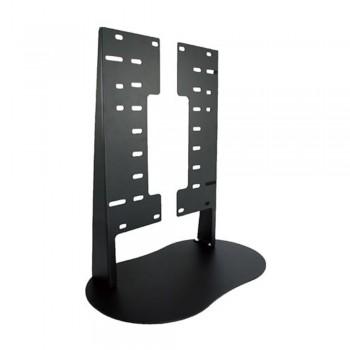 PeTa Universal Tischfuß Ovalo für TFT LCD LED Displays