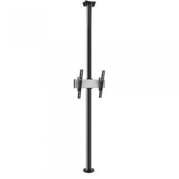 Boden-Deckensäule PUC3000-65 Set für Monitore mit 65 Zoll