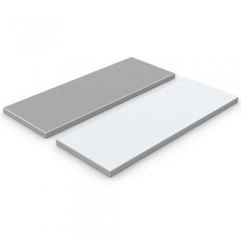Zweifarbiger Ablageboden für MR2000 Ahorn/Lichtgrau