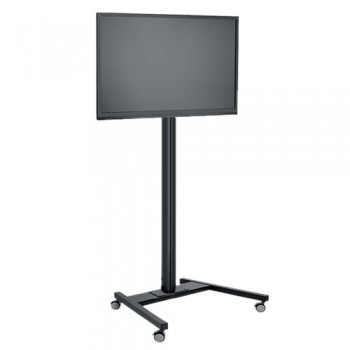 LCD LED TV Standfuß Trolley für Displays bis 40 Zoll 150 cm