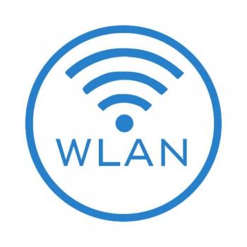 WLAN Empfänger mit Antenne für Stelen