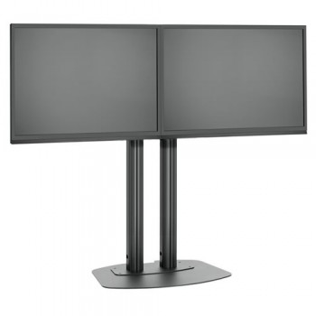 LCD LED Duo Standfuß für Displays bis 48 Zoll 180 cm