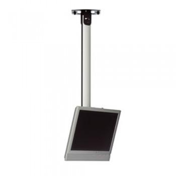 Deckenhalter für Plasma LCD Monitore CLVST300-1300 Silber