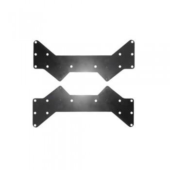 Adapterplatte H17CL zur Erweiterung auf VESA 400 x 400 mm