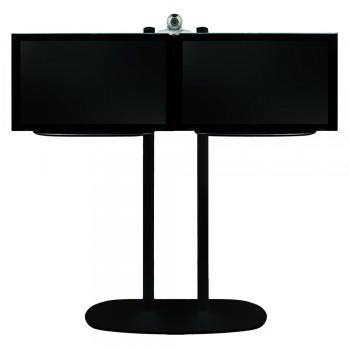 B-Tech Videokonferenz Standfuß BT8521 für 2 x 42 Zoll