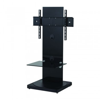 BTF810 TV Standfuß für Monitore bis 60 Zoll Schwarz