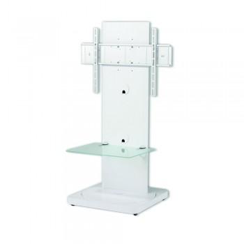 BTF810 TV Standfuß für Monitore bis 60 Zoll Weiß