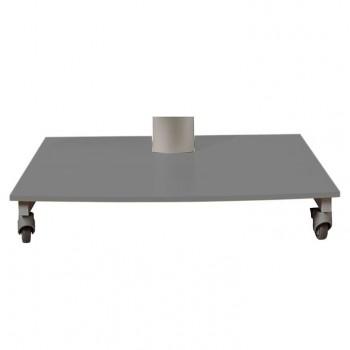 Bodenplatten für Rollwagen base shelves H Grau