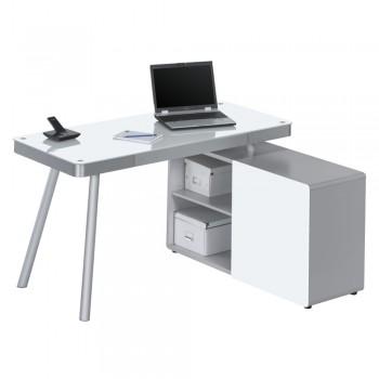 Computer- und Schreibtisch 5005 mit Schiebetür