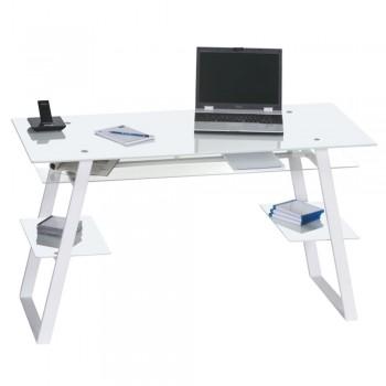 Computer- und Schreibtisch 5006 mit Ablageflächen