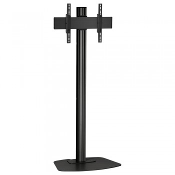 Vogels Standfuß Schwarz für Displays bis 65 Zoll 180 cm