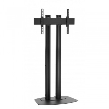 Vogels Standfuß Schwarz für Displays ab 65 Zoll, max. 120 kg 150 cm