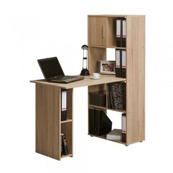 MiniOffice 4012 mit PC-Arbeitsplatz Sonoma-Eiche