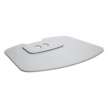 Vogels PFF 7020 Bodenplatte für Connect-it Standfüße Silber