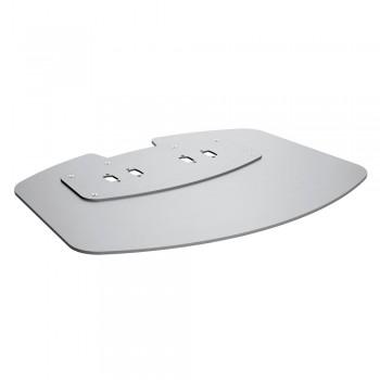 Vogels PFF 7030 extragroße Bodenplatte für Connect-it Standfüße Silber