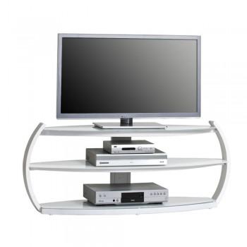 TV-Rack 1626 mit gerundeten Design