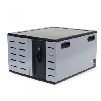 Ergotron Zip12 Desktop-Ladeschrank für Tablets und Laptops