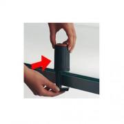 Novus Universalzwinge I für dünne Tisch oder Glasplatten