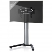 VCM Stadino Mini TV Standfuß für Monitore von 32 - 70 Zoll ohne Glaszwischenboden