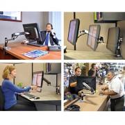 Ergotron 45-241-026 LCD TFT Tischhalter für Monitore bis 24 Zoll