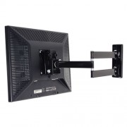 B-Tech BT7513 Wandhalter für Plasma LCD Monitore Piano Schwarz