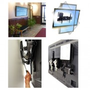 Ergotron SIM90 Wandhalter für Monitore bis 32 Zoll