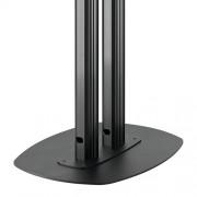 LCD LED Standfuß Rücken an Rücken Displaymontage für 40 bis 65 Zoll 150 cm
