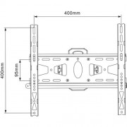 Vogels schwenkbare LCD LED TV Wandhalterung MNT204 32-55 Zoll