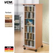 CD DVD Schrank VCM Valenza