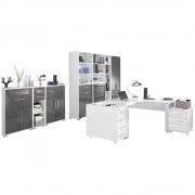 Büro SYSTEM Set 1206 mit Winkelschreibtisch