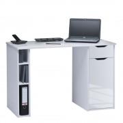 Computer- und Schreibtisch 4008 mit höhenverstellbaren Einlegeböden