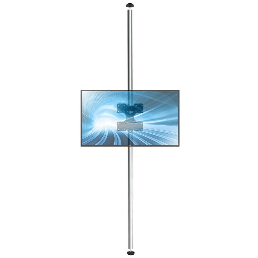 tv decken boden s ule dbs55 300 f r displays bis 55 zoll. Black Bedroom Furniture Sets. Home Design Ideas