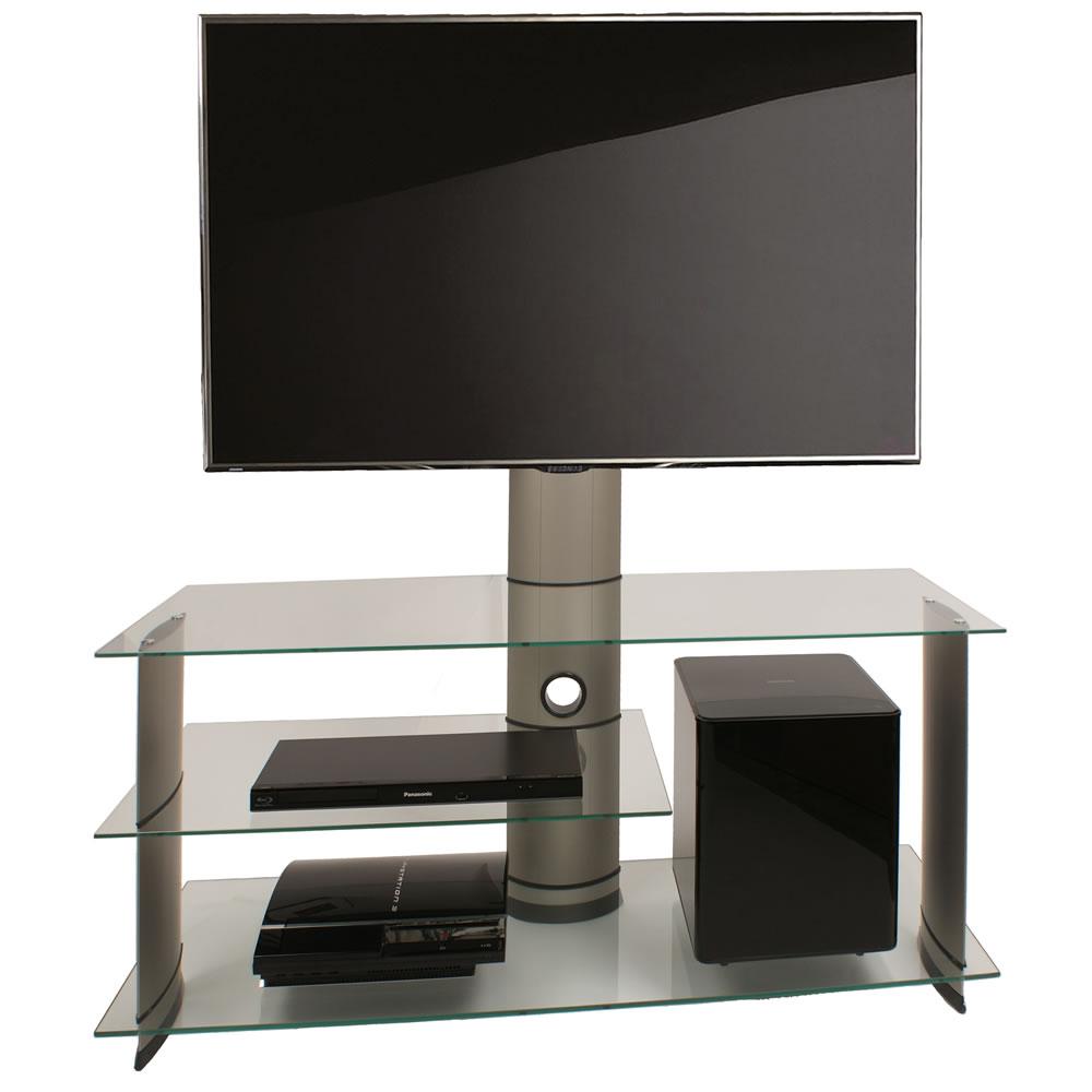vcm lcd led tv rack mit halterung bulmo f r 32 50 zoll bulmo. Black Bedroom Furniture Sets. Home Design Ideas