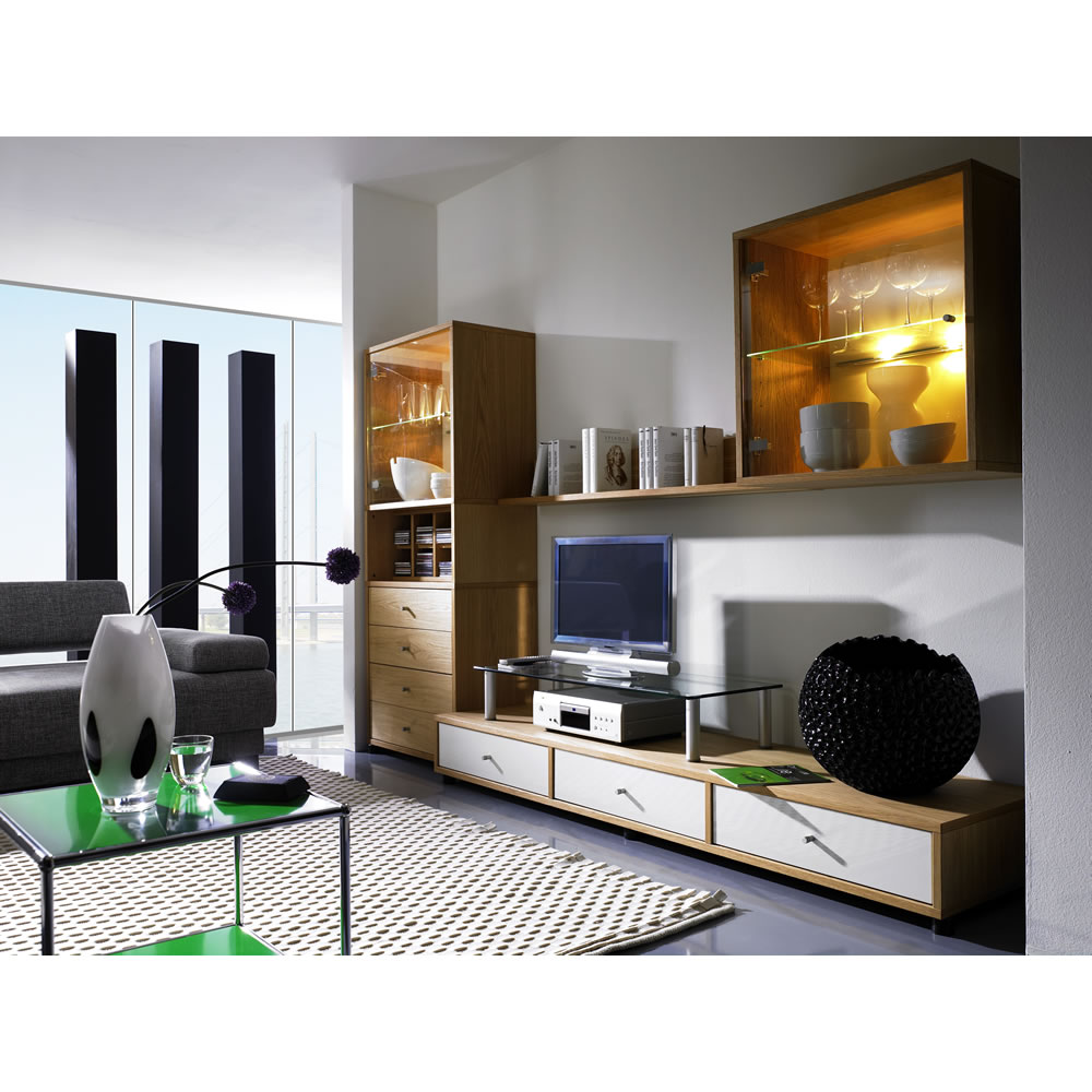 Vcm Felino Maxi Tv Rack Glasaufsatz 16631