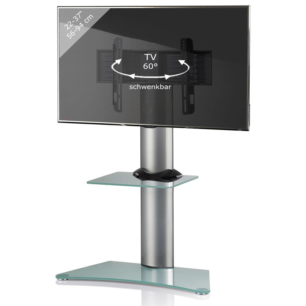 vcm findal tv standfu f r monitore von 22 37 zoll. Black Bedroom Furniture Sets. Home Design Ideas