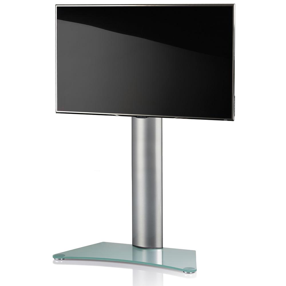 vcm findal tv standfu f r monitore von 22 37 zoll mattglas ohne glaszwischenboden 17055. Black Bedroom Furniture Sets. Home Design Ideas